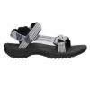Teva Terra Fi Lite Sandals - Women's Double Zipper Grey 5.0