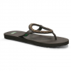 Sanuk Ibiza Monaco Sandals - Women's Brown 10.0