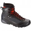 Arc'teryx Bora 2 Mid Hiking Boot - Men Black/cajun 13.0