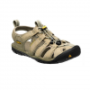 Keen Clearwater CNX Leather Sandals - Women's Aluminum/brindle 10.5