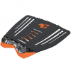 Creatures of Leisure Nat Young Traction Pad Black Red Os