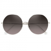 D'Blanc Sonic Bloom Sunglasses Palladium/gradient