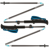 Black Diamond Carbon FLZ Trekking Poles Carbon 95-100cm
