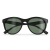 D'Blanc High Road Sunglasses - Women's Black Gloss/g15