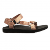 Teva Original Uni Leather Sandals  Rose Gold 6.0