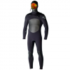 Xcel Drylock Hooded 4/3mm Wetsuit Blx L