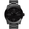Nixon Corporal SS Watch All Black One Size