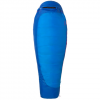 Marmot Trestles 15degF Sleeping Bag - Women's Ceylon Blue/lapis Long Lh