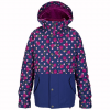 Burton Echo Jacket - Girls Tutti Frutti/splbnd Xl