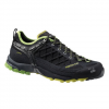 Salewa Firetail EVO GTX Shoes - Mens Black/emerald 13.0