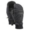 Burton Dam Mitt True Black Waxed Xl