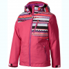 Marmot Girls Free Skier Jacket - Kids Pink Rock Lg