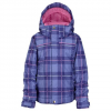 Burton Girls Minishred Elodie Jacket - Kids Inky-Dinky Plaid 2t