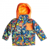 Quiksilver Little Mission Jacket - Kids Nzg1 - Ghetto Band Multi 3