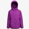 Orage Girls Sultra Jacket - Kids Iris 14/xlarge