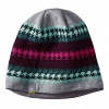 Smartwool Ski Jacquard Hat - Womens Light Gray Heather One Size