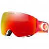 Oakley Flight Deck XM Snow Goggles  M White/prizmrose Os