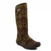 Bogs Summit Sweater Waterproof Boots - Women's Brown 12.0