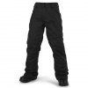 Volcom Frickin Insulated Chino Pant - Kid's Black Sm