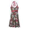 Patagonia Iliana Halter Dress - Womens Best Fronds/forge Grey Sm