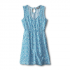 Kavu Simone Dress - Women's Blue Mosaic Lg