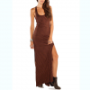 Amuse Society Quinn Dress - Women's Henna Lg