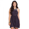 Billabong Sol Shining Beach Dress - Women's Off Black Lg