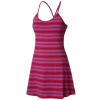 Mountain Hardwear Tonga Stripe Dress - Womens Bright Rose Lg