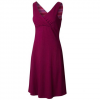 Mountain Hardwear Tonga Solid Dress  Dark Raspberry Sm