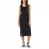 Vans Penelope Muscle Midi Dress - Women's Black Xl