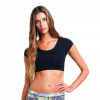 Billabong Heritage Mash Up Hanna Top - Women Blk Lg
