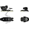 Salomon Warden MNC 13 Ski Bindings Black 130mm