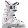 Salomon X Max 70 Ski Boot - Women's  Grey/white/pink 27.5