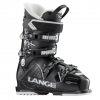 Lange RX 80 Low Volume Ski Boots - Women's Black 26.5