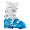 Lange SX 90 Ski Boots - Women's  Tr Blue/white 26.5