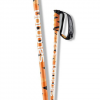 Salomon Hacker Poles Black/orange 110