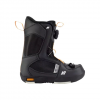K2 Mini Turbo Snowboard Boots- Kid's Black 13