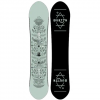 Burton Family Tree Day Trader Snowboard 145 Graphic 145