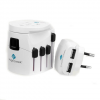 Eagle Creek USB Universal Travel Adapter White Os