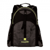 Transpack Sidekick Pro Ski Boot Bag Black/lime One Size