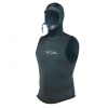 Xcel Polypro Hooded Vest Black Xs