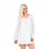 Volcom Peaceazy Dress - Women's White Lg