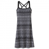 Prana Cora Dress Black Feather Sm