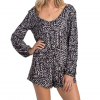 Billabong Secret Vibes Romper - Women's  Off Black Lg