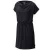 Mountain Hardwear Dryspun Perfect Tee Dress - Women's  Black Xs