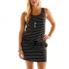 Carve Designs Meadow Dress - Women's Black Stripe Lg