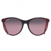Maui Jim Mannikin Sunglasses Red Stripe/rose Polar