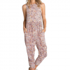 Billabong Days Of Summer Jumpsuit - Women's Buttercup Lg