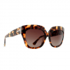 Von Zipper Poly Sunglasses - Women's Tortoise Gloss/brown Gradient