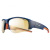 Julbo Dust Sunglasses Blue Orange Zebra